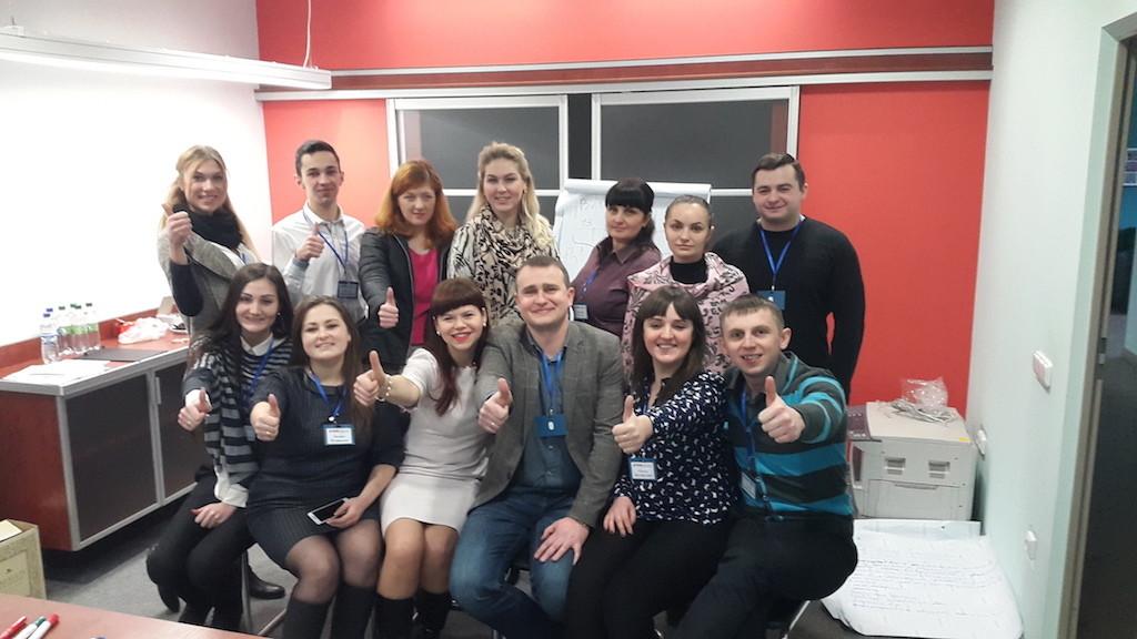 """Після тренінгу для лідерів ринку рекламних послуг """"Артпром"""""""