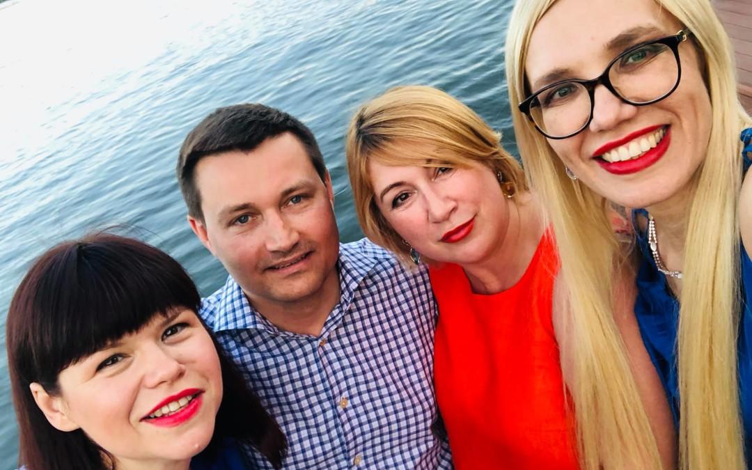 """Участь як бізнес-блогера в Всеукраїнському фестивалі блогерів """"Дніпровський пост"""""""