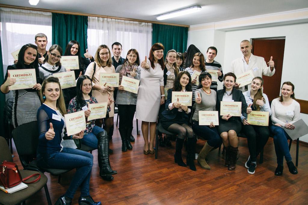 тренінги з продажів бізнес тренера Людмили Калабухи