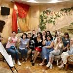 Тренінг продажів та обслуговування для Готелю та SPA-комплексу DENINNA у Вінниці