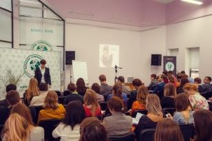 На майстер-класі у Львові