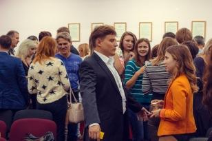 На майстер-класі по нетворкінгу, Львів