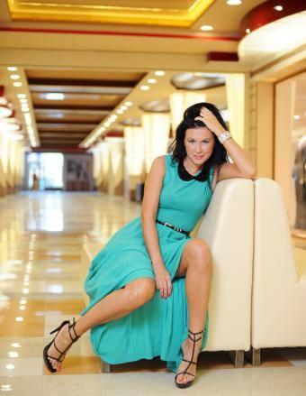 Учасниця моїх тренінгів - відомий український дизайнер, власниця української торгової марки одягу FRIDAY Катаріна Мартова