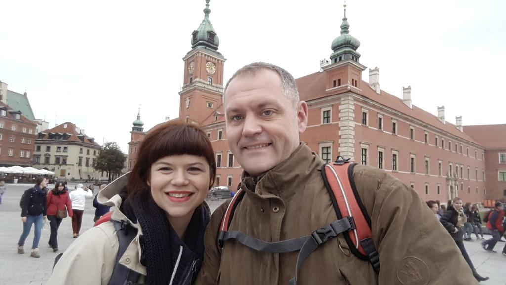 Прогулянка по Старому Мясту Варшави