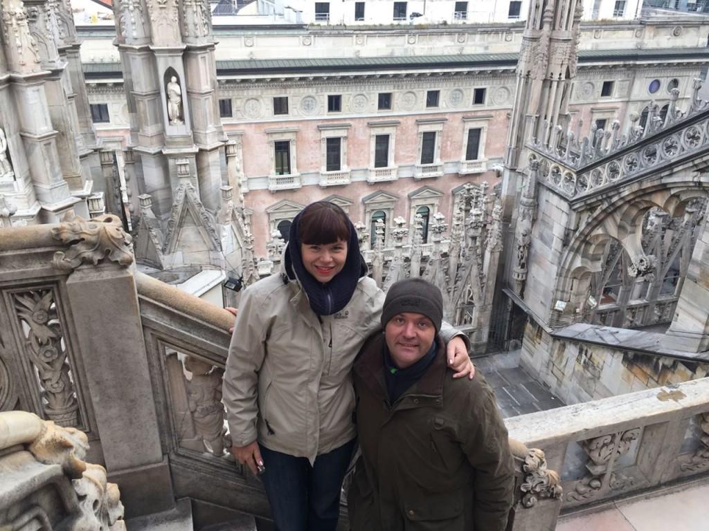 Мілан - це завжди прекрасно!