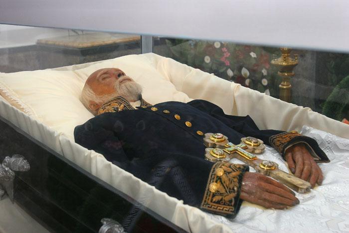 Забальзамоване тіло Пірогова