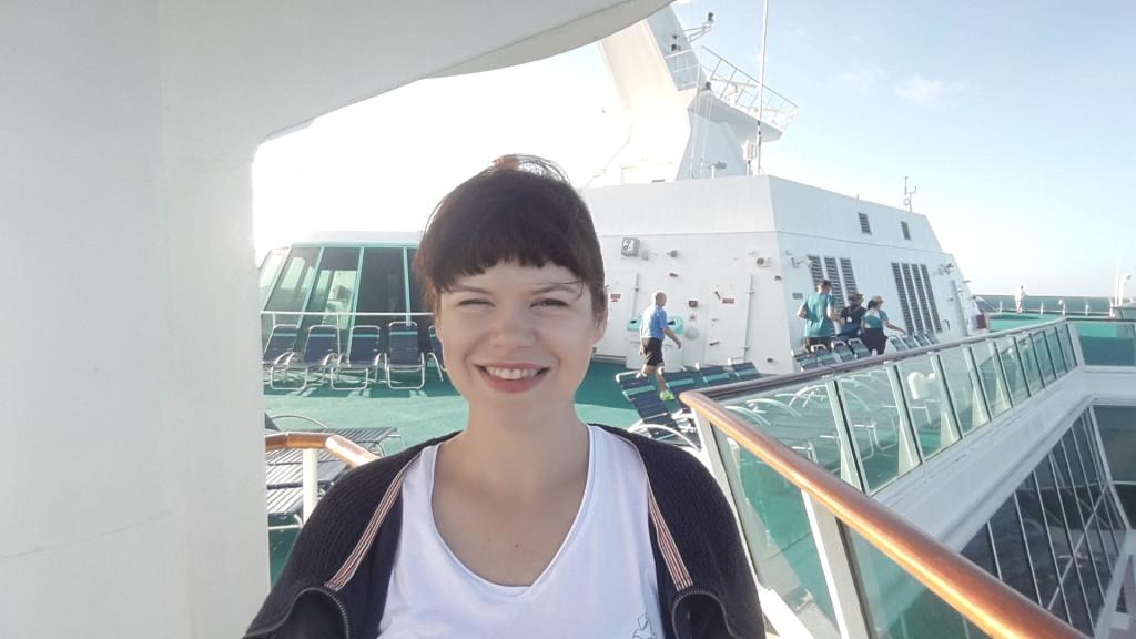 Неймовірні історії з океанського лайнеру!