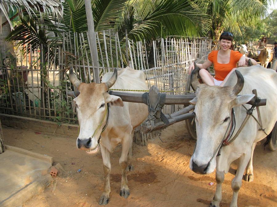 Калабуха. Камбоджа