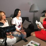 Інтерв'ю на телеканалі Перший Західний для проекту JUST DO IT!