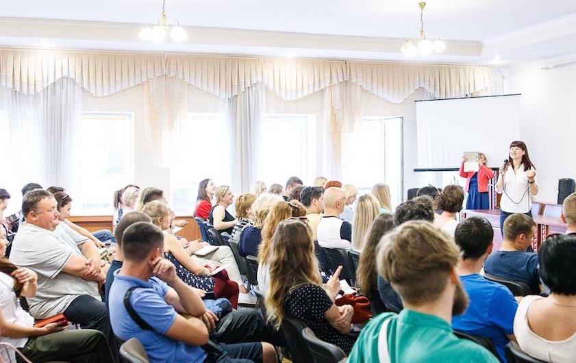 Бізнес-тренінг Людмили Калабухи