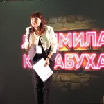 Доповідь про бренд майстра манікюру на фестивалі NAILS OF THE YEAR AWARDS у Києві