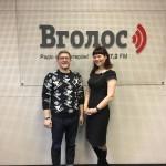 """Ефір на радіо """"ВГОЛОС FM"""" про бізнес-ідеї з подорожі Японією"""