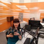 Про тролів та подолання страху публічних виступів – прямий ефір на радіо ПРОМІНЬ в Київі